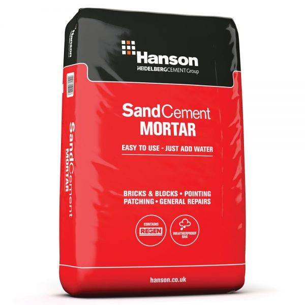 Maxipack Sand & Cement Mortar 20kg
