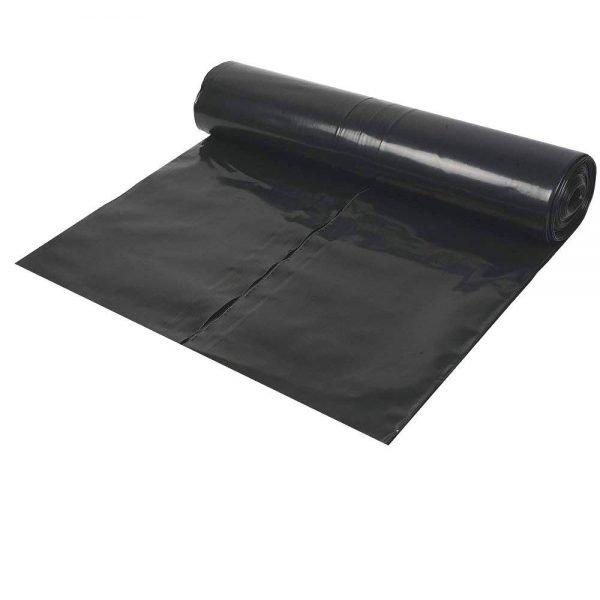 Polythene DPM Polythene DPM 300mu Black BBA 4 x 25m