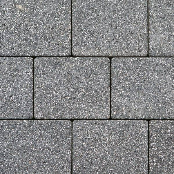 Sienna Block Paving Graphite 50mm