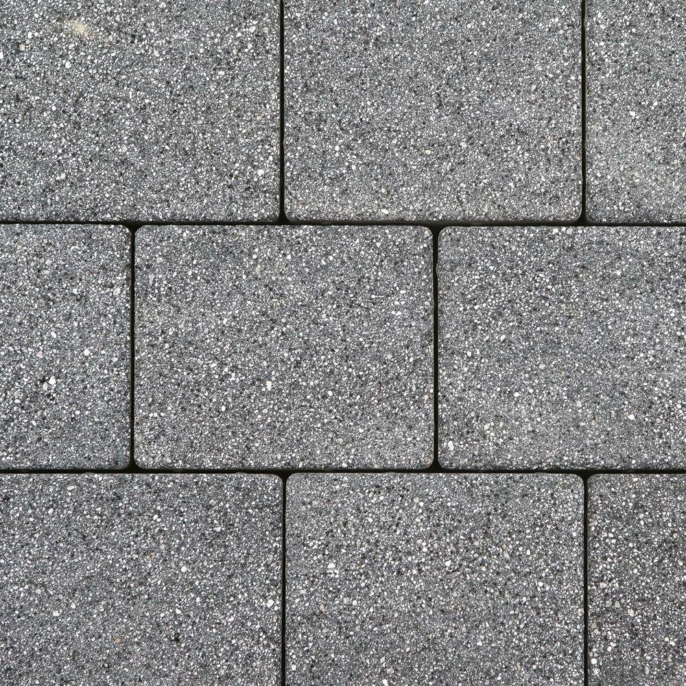 Tobermore 50mm Sienna Textured Block Paving Graphite Eh