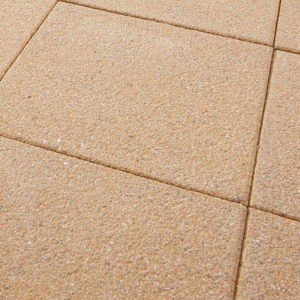 Textured Paving Buff 600 x 600 x 40