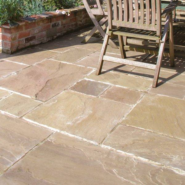 Natural Sandstone York Green 13.65m2 Project Pack