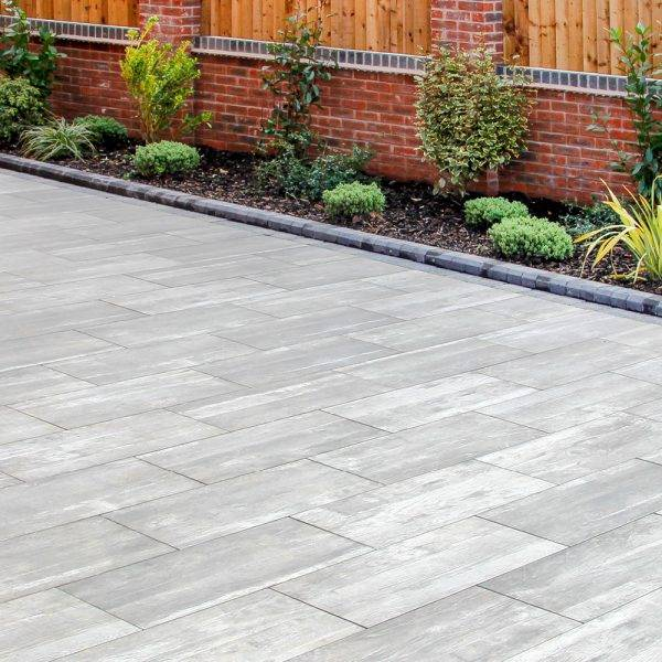 Italian Porcelain Milena Deck Grey 800 x 400mm