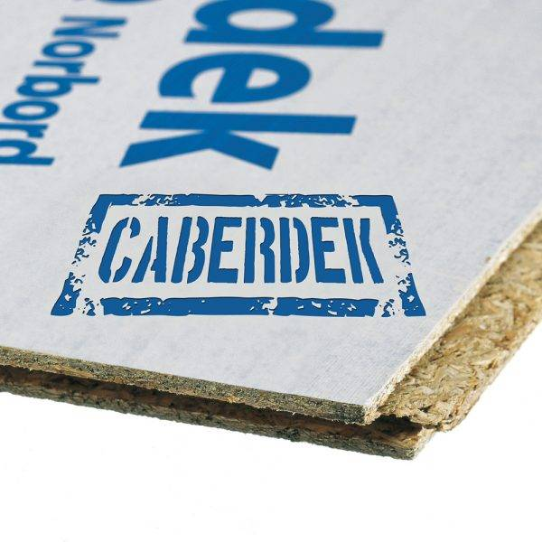 Caberfloor P5 T&G Chipboard FSC® 2400 x 600 x 22mm