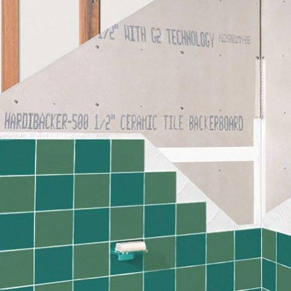 James Hardie 12mm Hardiebacker Cement Tile Backer Board 1.2m x 800mm