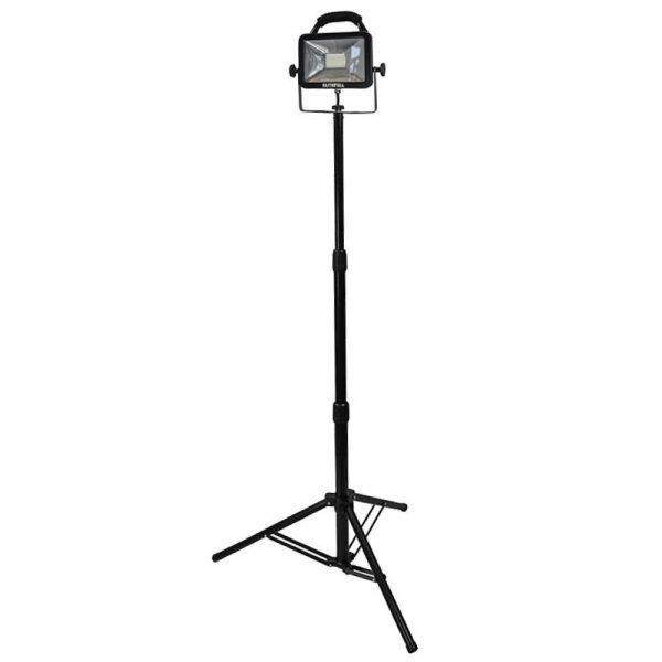 Faithfull 20W 240V SMD Single Tripod Sitelight