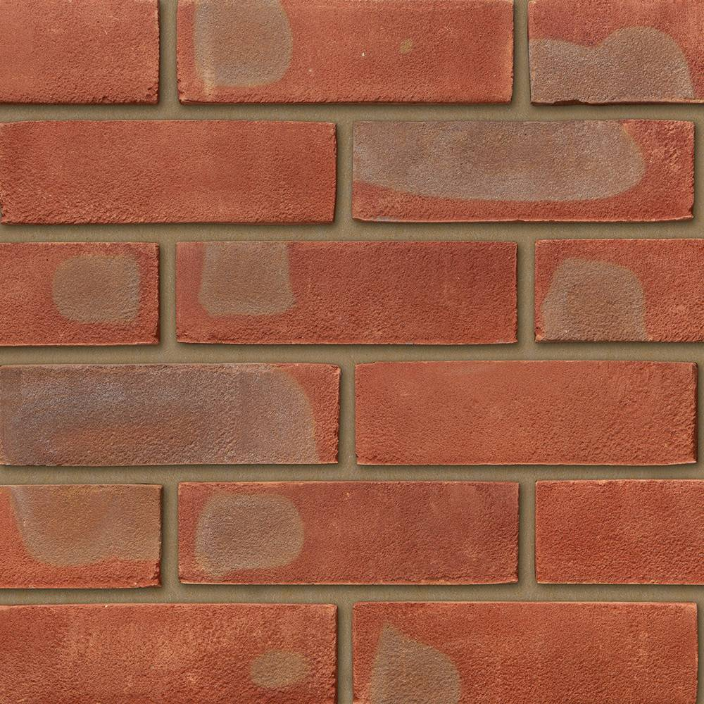 Ibstock Avery Multi Red Facing Brick 65mm Eh Smith