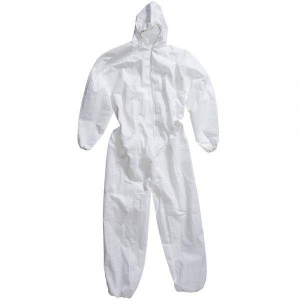 Blackrock Premium Coverall White Large