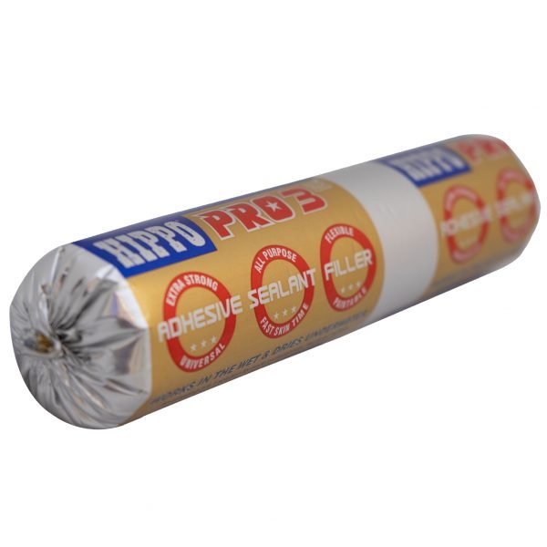 Hippo Pro3 Sausage Pack White 400ml