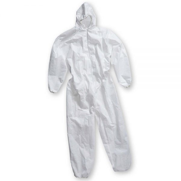 Blackrock Premium Coverall White X-Large