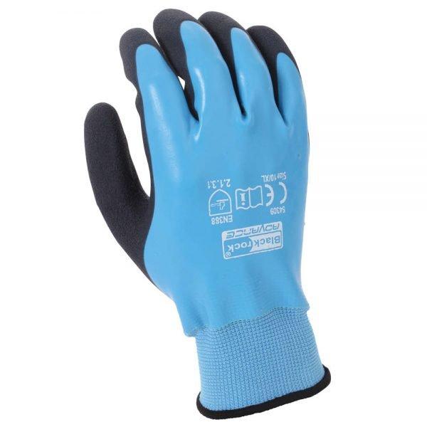 Blackrock Advance Watertite Latex Coated Thermal Gloves Large