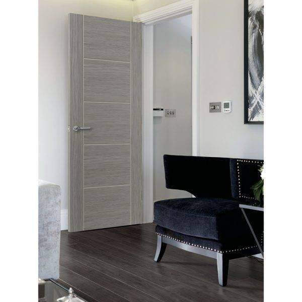 JB Kind Pre-Finished Lava Laminate Internal Door 35mm
