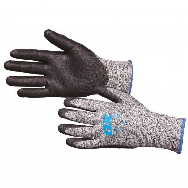 Ox Cut 5 Pu Grip Gloves