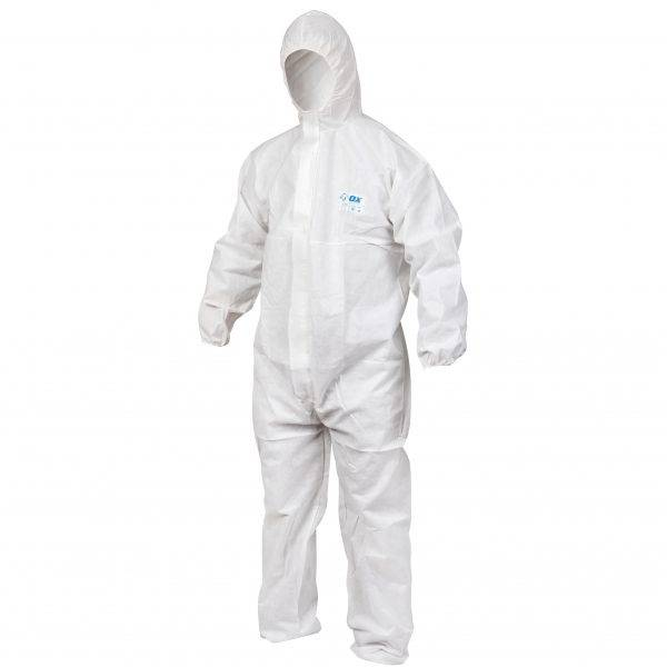 Ox Disposable Coverall L, XL