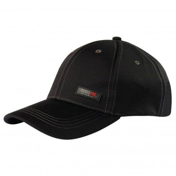 Dickies Pro Cap Black One Size