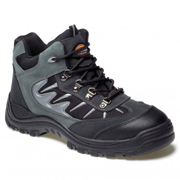 Dickies Storm Super Safety Trainer Grey Sz 7-12