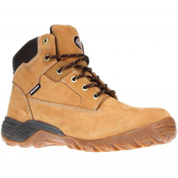 Dickies Graton Safety Boot Honey Sz 6-12