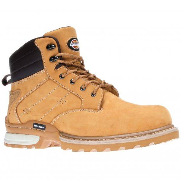 Dickies Canton Safety Boot Honey Sz 7-12