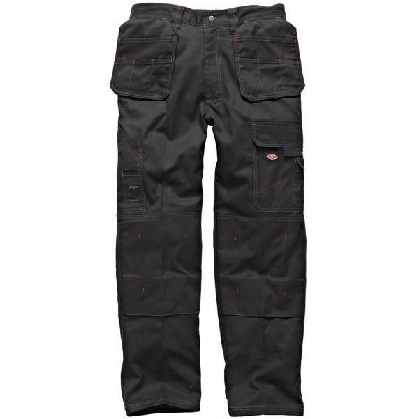 Dickies Redhawk Pro Trouser Black Smalll Leg